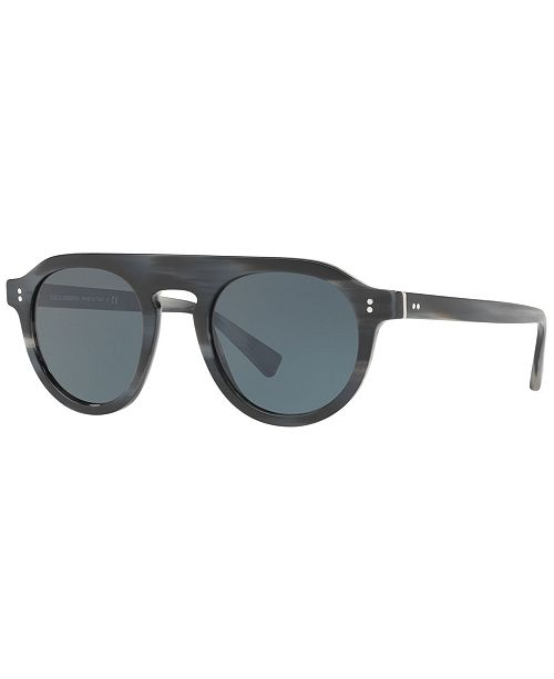 Dolce & Gabbana Sunglasses, DG4306 50