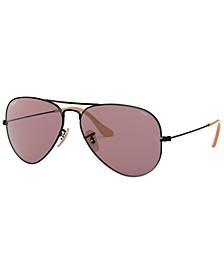 Sunglasses, RB3025 AVIATOR