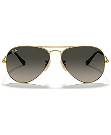 Sunglasses, RB3025 AVIATOR GRADIENT
