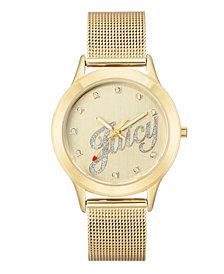 Woman's JC/1032CHGB Mesh Bracelet Watch