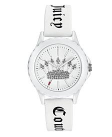 Woman's JC/1001WTWT Silicon Strap Watch