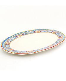 EuroCeramica Duomo Oval Platter
