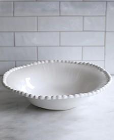 Sarar White Serving Bowl