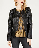 GUESS Coats   Jackets for Women - Macy s 92f3a8edcc1
