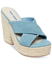 e717232c0ff Steve Madden Women s Damsel Wedge Sandals