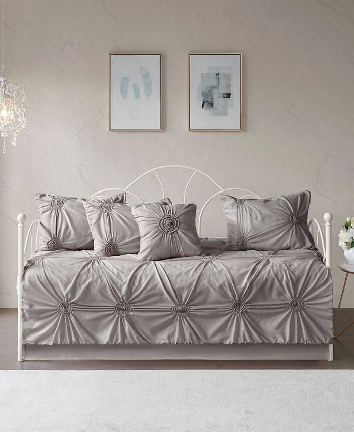Madison Park - Leila 6-Pc Daybed Cover Set