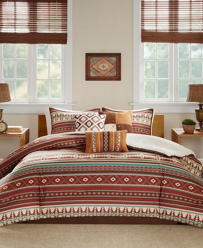 Madison Park - Taos Bedding Collection