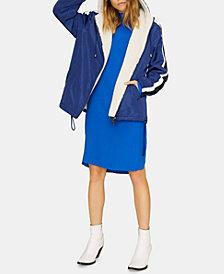 Sanctuary Sport Mini Hooded Parka Jacket