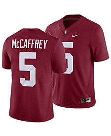 Nike Men's Christian McCaffery Stanford Cardinal Player Game Jersey