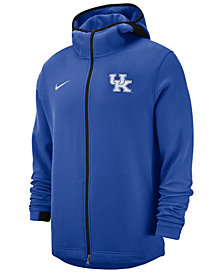 Nike Men's Kentucky Wildcats Showtime Full-Zip Hooded Jacket