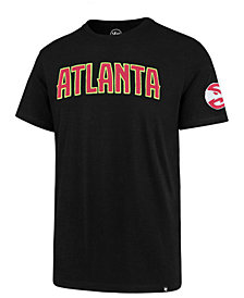 '47 Brand Men's Atlanta Hawks Fieldhouse T-Shirt