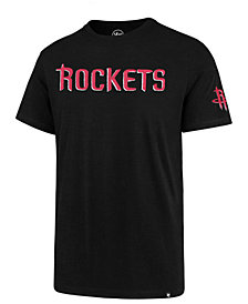 '47 Brand Men's Houston Rockets Fieldhouse T-Shirt