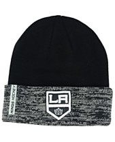 fad2bee929bb1 Authentic NHL Headwear Los Angeles Kings Pro Rinkside Cuffed Knit Hat