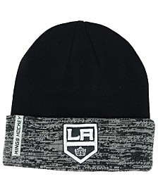 Authentic NHL Headwear Los Angeles Kings Pro Rinkside Cuffed Knit Hat