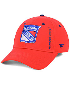 Authentic NHL Headwear New York Rangers Authentic Rinkside Flex Cap