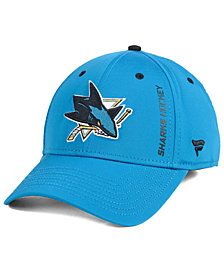 Authentic NHL Headwear San Jose Sharks Authentic Rinkside Flex Cap