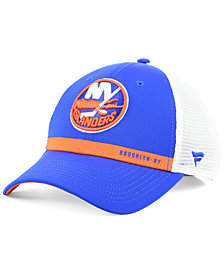 Authentic NHL Headwear New York Islanders Rinkside Trucker Adjustable Cap