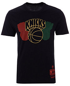 Mitchell & Ness Men's New York Knicks Little Italy Collection T-Shirt