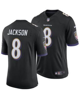 Men's Lamar Jackson Baltimore Ravens Limited Jersey