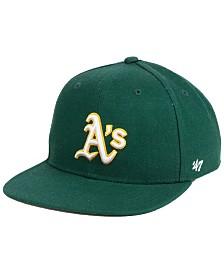 94b2d14ab29e4 47 Brand Boys  Boston Red Sox Basic Snapback Cap   Reviews - Sports ...