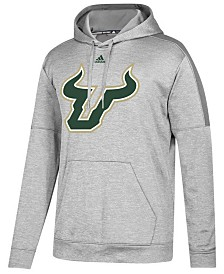 adidas Men's South Florida Bulls Team Issue Fleece Hoodie