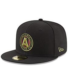 Atlanta United FC Core 59FIFTY-FITTED Cap