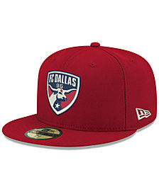 New Era FC Dallas Core 59FIFTY-FITTED Cap