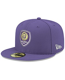 Orlando City SC Core 59FIFTY-FITTED Cap