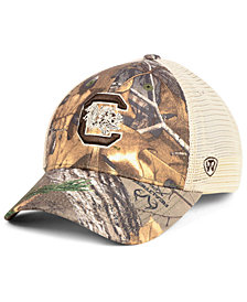 Top of the World South Carolina Gamecocks Prey Meshback Camo Snapback Cap