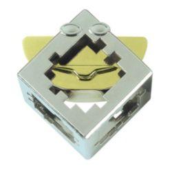 Hanayama Level 3 Cast Puzzle - Cuby