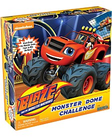 Blaze and the Monster Machines Monster Dome Challenge Game