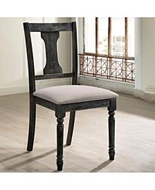 Frischoder Wood Grain Dining Chair (Set of 2)