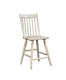 Gatlin II Windsor Back Counter Height Dining Chair