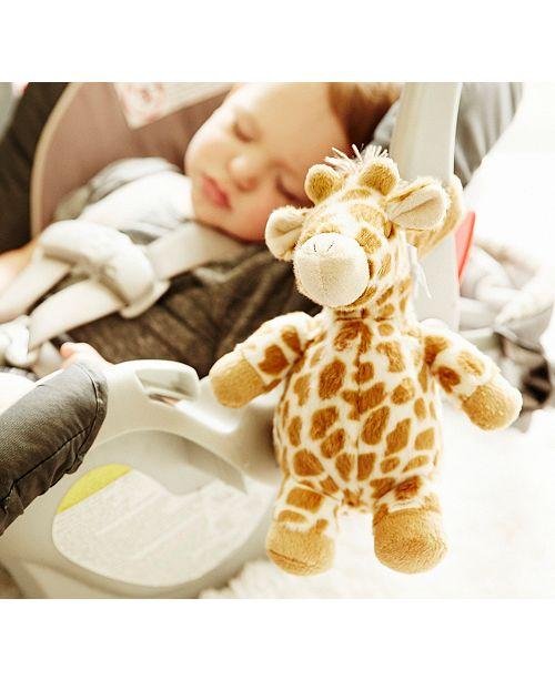 Cloud b Gentle Giraffe On The Go Plush Animal
