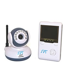 SPT 2.4GHz Wireless Digital Baby Monitor Kit