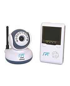 SPT 2.4GHz Wireless Digital Baby Monitor Kit