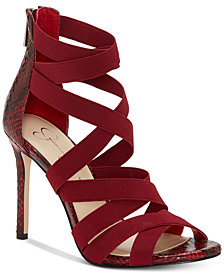 Jessica Simpson Jyra Strappy Dress Sandals