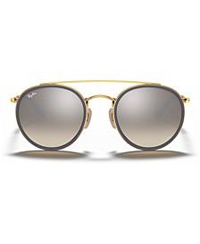 Sunglasses, RB3647N ROUND DOUBLE BRIDGE