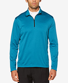 PGA TOUR Men's Thermal Flux Quarter-Zip Golf Shirt
