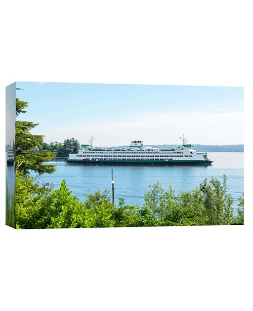 PTM Images Cruise Decorative Canvas Wall Art