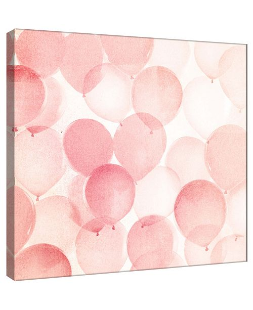 PTM Images Red Balloons A Decorative Canvas Wall Art
