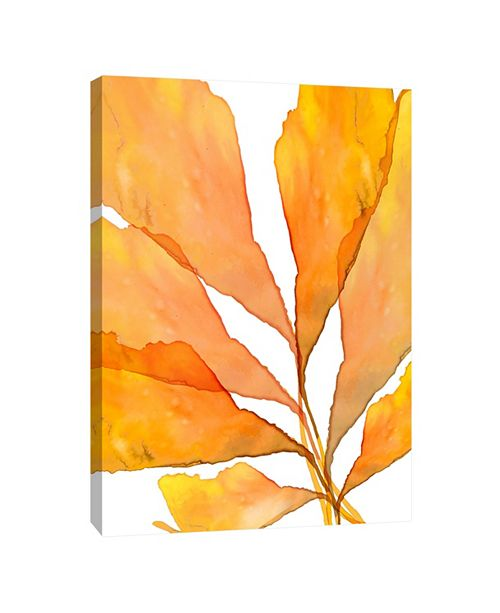 PTM Images Leaves 3 Decorative Canvas Wall Art
