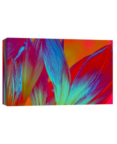 PTM Images Abstract Decorative Canvas Wall Art