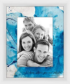 Living 31Bloom Where You are Planted decorative Photo Frame