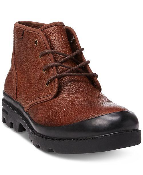 Polo Ralph Lauren Men's Umar Boots