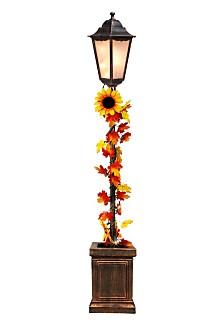 4' Harvest Lamp Post