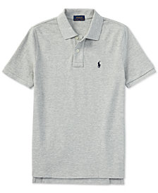 Ralph Lauren Toddler Boys Pique Polo