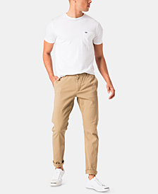 Dockers Men's Skinny-Tapered Fit Performance Stretch Khaki Pants