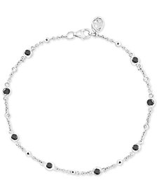 EFFY® Diamond Bezel Link Bracelet (7/8 ct. t.w.) in 14k White Gold