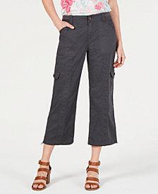 Style & Co Capri Cargo Pants, Created for Macy's